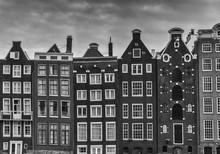 Buildings Of Amsterdam