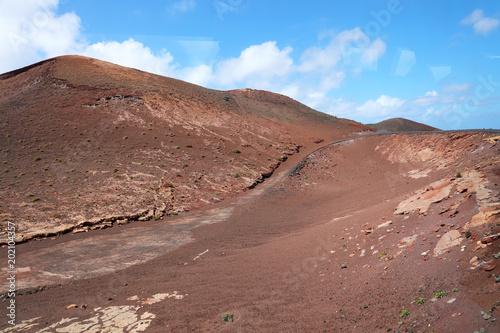 Photo  Lanzarote like Mars
