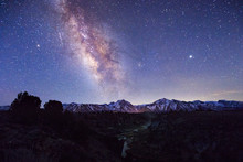 Milky Way Above The Eastern Si...