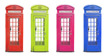 Traditional London Telephone C...