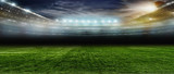 Fototapeta sport - Soccer bal.football ..