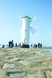 Polska, Świnoujście, latarnia morska