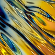 3d Render, Abstract Background...