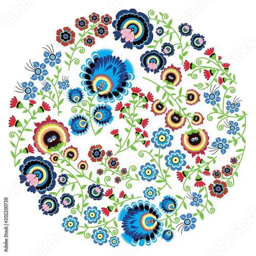 kolorowy-polski-ludowy-motyw-inspirowany-tradycyjnym-kwiatowym-wzorem-w-ksztalcie