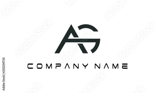 Photo AG simple logo