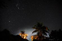Starry Sky Winter Night Boga L...