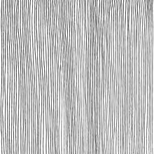 Hand Drawn Vertical Parallel Thin Black Lines On White Background