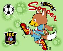 Soccer League Best Player, Vec...