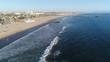 Venice Beach CA Shore Line