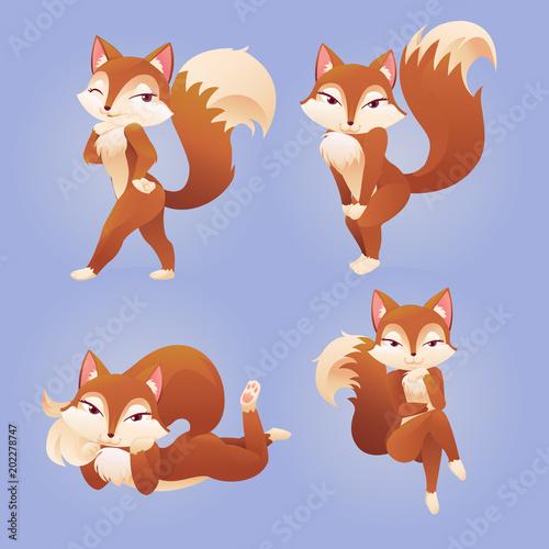 Valokuva Sexy Fox