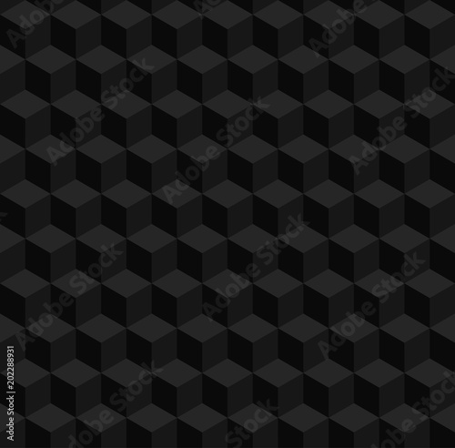 Fototapety czarne - bardzo ciemne przemieszczenie-czarnej-enklawy