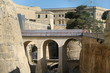 Bridge to City Gate Valletta, Malta