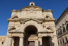Knisja Ta' Santa Katerina Ta' Lixandra In Valletta Malta