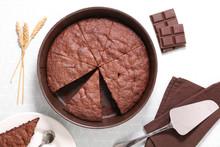 Delicious Chocolate Pie