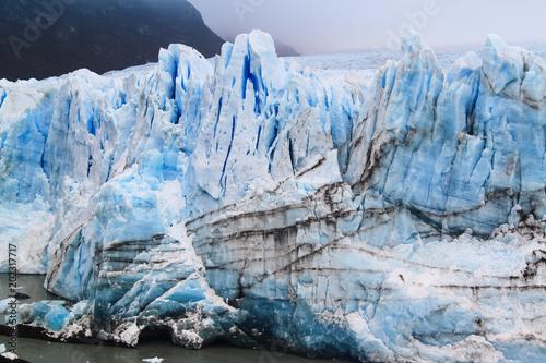 Printed kitchen splashbacks Glaciers Perito Moreno glacier, Argentina