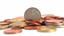 Deutsche Mark, Münzen