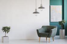 Minimalist Aesthetic Living Room Interior