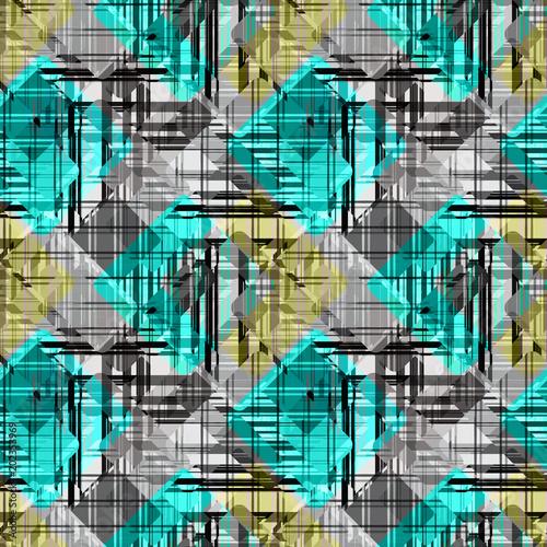 bezszwowe-streszczenie-geometryczny-wzor-czarny-oliwkowy-niebieski-i-bialy