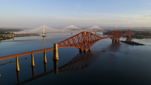 3 Forth Bridges, Scotland