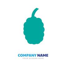 Mulberry Company Logo Design