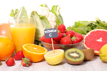 Fruit And Vegetable High In Vitamin C
