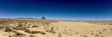 Ship Rock , New Mexico. A Land...