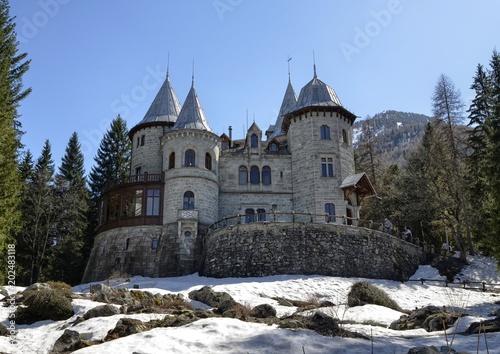 Photo Gressoney-Saint-Jean, Valle d'Aosta region, Italy