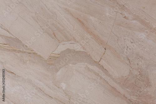 Stickers pour porte Marbre Light marble texture in elegant beige colour.