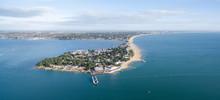 Sandbanks Peninsular From The ...