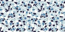 Bright Abstract Mosaic Seamles...