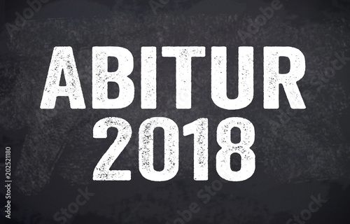 Photo Abitur 2018