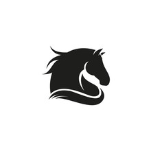 Logo Horse Modern