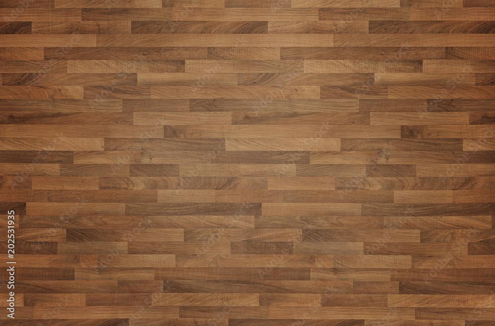 wooden parquet, Parkett, wood parquet texture - obrazy, fototapety, plakaty
