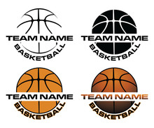 Basketball Designs With Team N...
