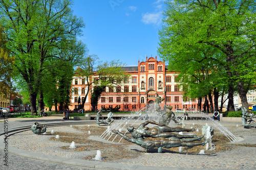 Fotografía  Hanse- und Universitätsstadt Rostock