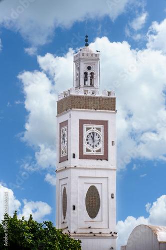 Fényképezés minaret in algiers