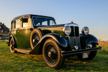 Daimler From 1935