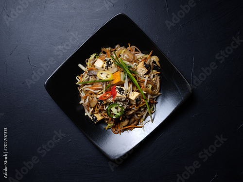 Fotografia  oriental cuisine