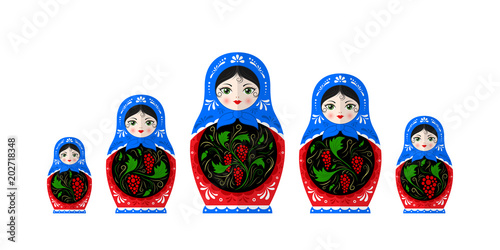 Photographie  Russian nested doll