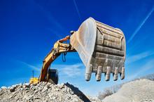 Excavator Loader Machine At Co...
