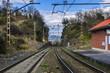 estación de tren antigua