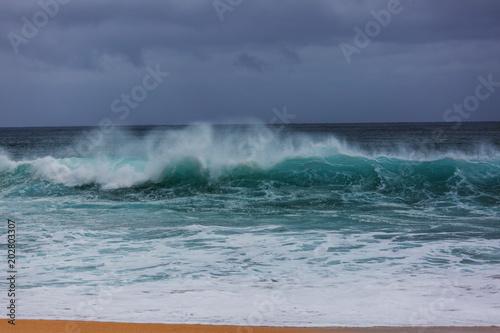 Foto op Plexiglas Water Wave