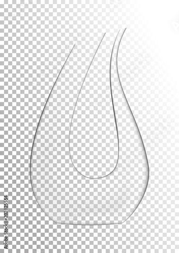 Fotografia, Obraz Vector illustration in photorealistic style