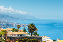 View Of The Traditional Architecture, Tenerife, Spain