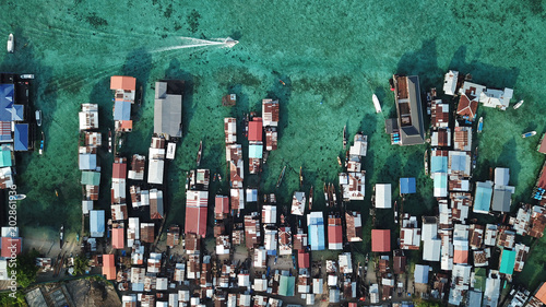 ubostwo-slumsy-biedna-wioska-rybacka-w-azji