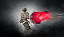 Boxing Glove Surprise . Mixed ...