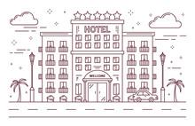 Line Hotel Building.