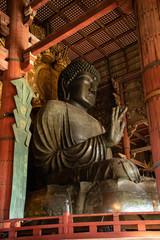 Fototapeta na wymiar 奈良の大仏