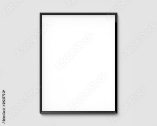 Photo  Black Picture Frame