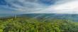 Luftbild Pfälzer Wald
